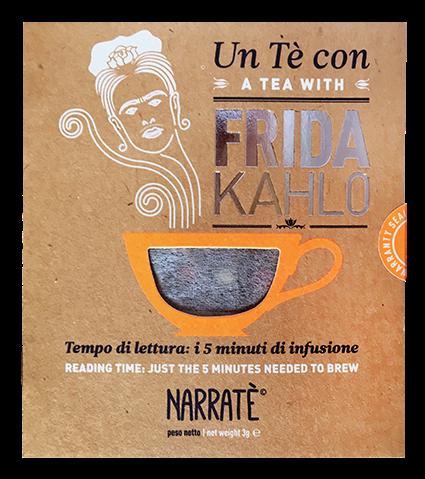 NarraPeople Frida Kahlo