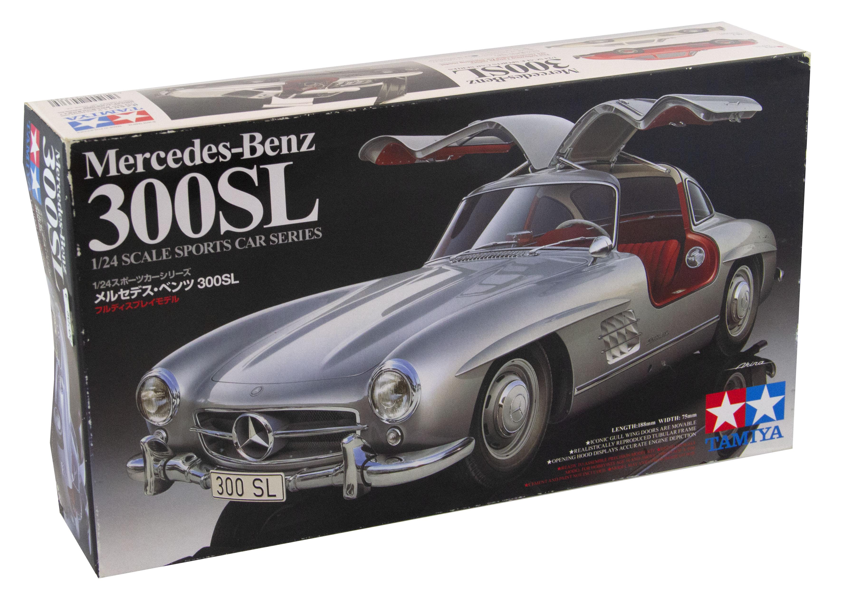 Kit Mercedes Benz 300Sl 1/24