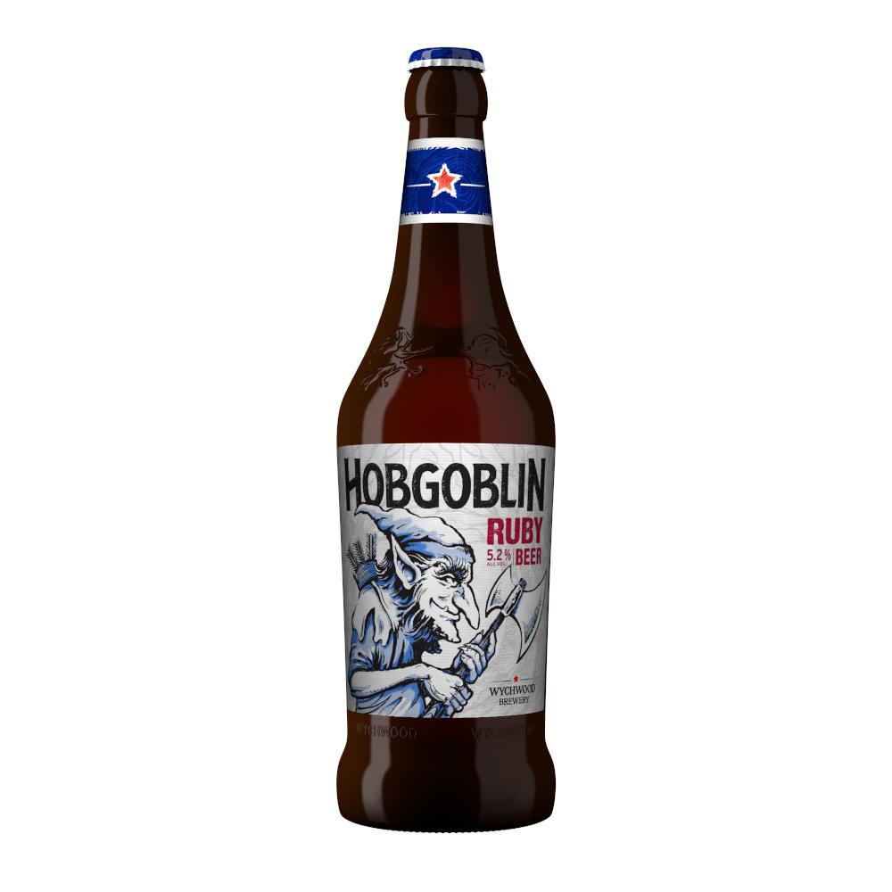 Birra Hobgoblin Ruby Beer CL.50