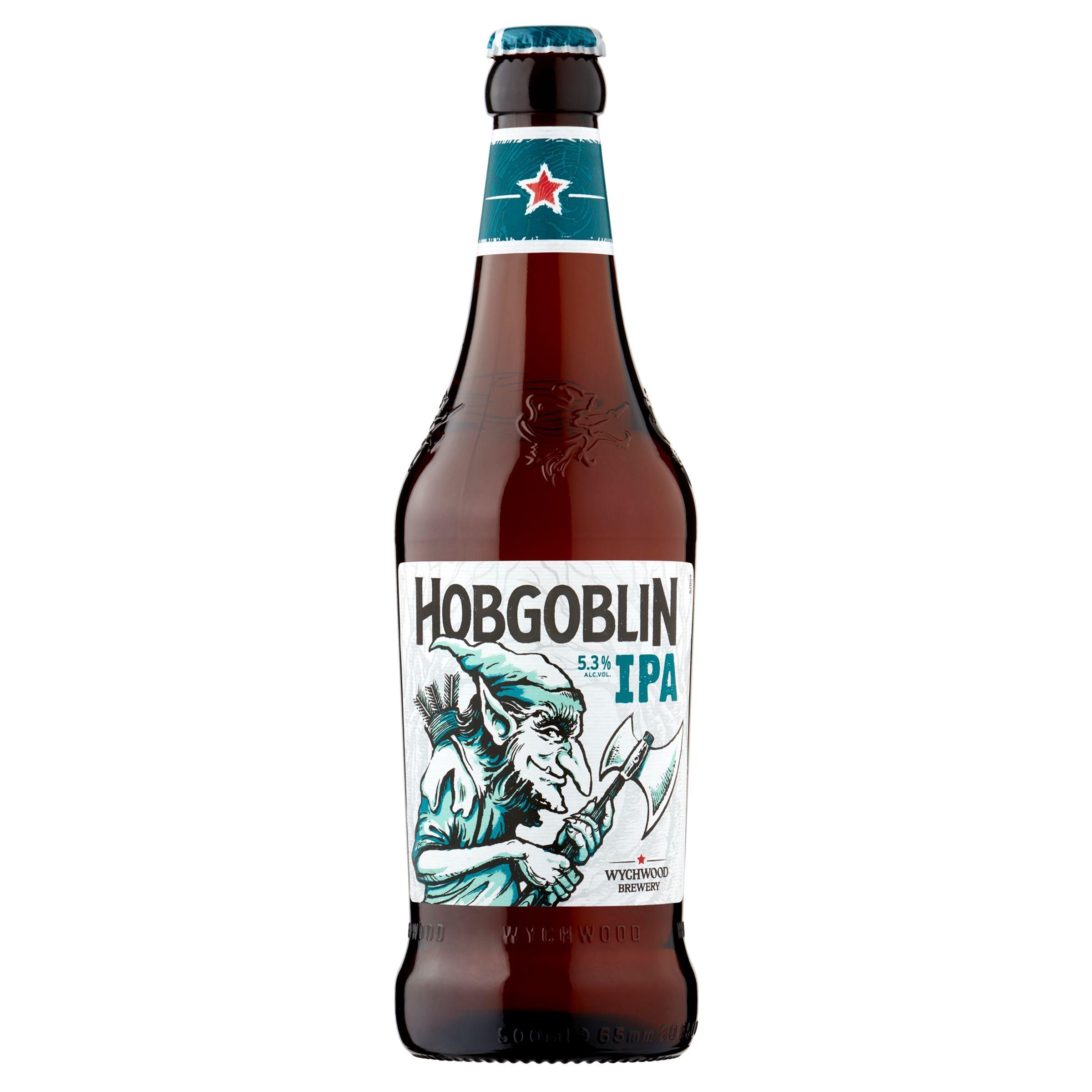 Birra Hobgoblin IPA Beer CL.50