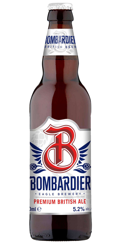 Birra Bombardier Premium British Ale CL.50