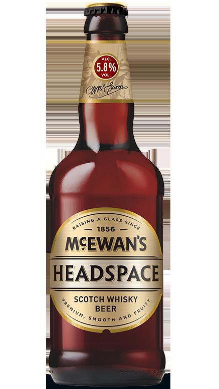 Birra Mcewan's Headspace CL.50
