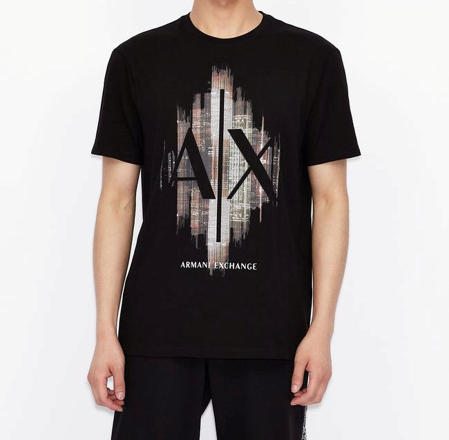 T-shirt mc uomo ARMANI EXCHANGE regular fit