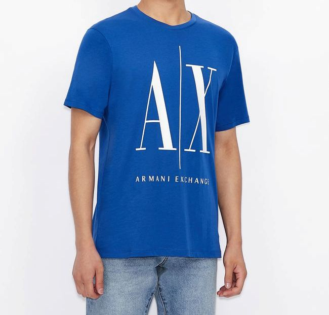 T-shirt uomo ARMANI EXCHANGE regular fit