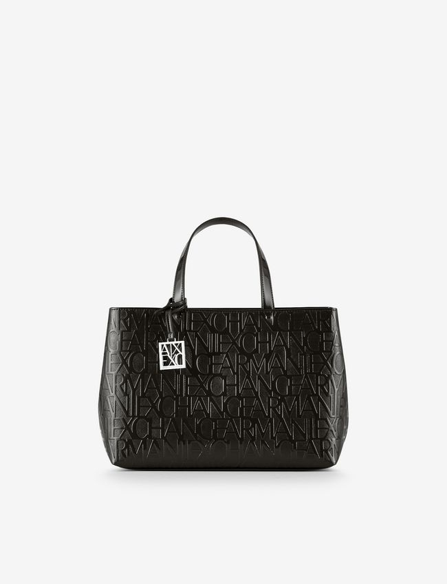 Shopper donna ARMANI EXCHANGE con tracolla