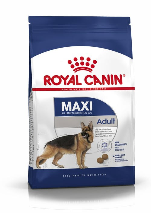 ROYAL CANIN Maxi Adult Secco CANE 4 o 15kg