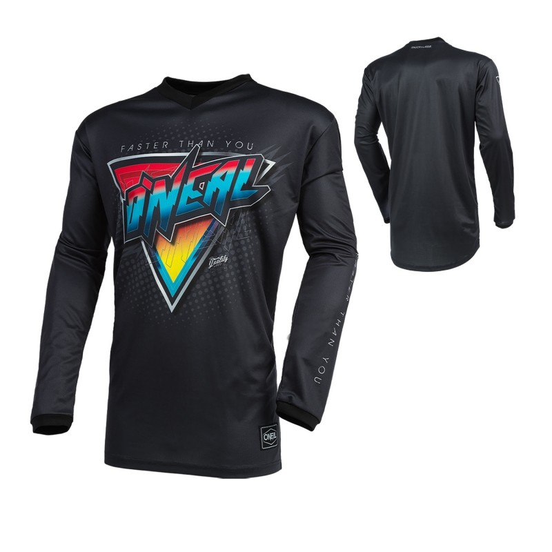 Oneal Maglia Offroad Element Speedmetal
