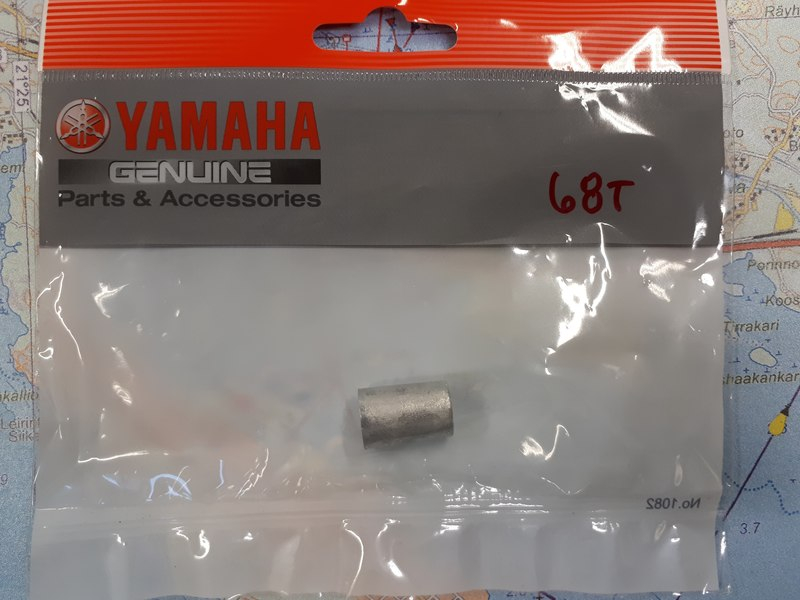 Anodo X F6A/F8C Yamaha