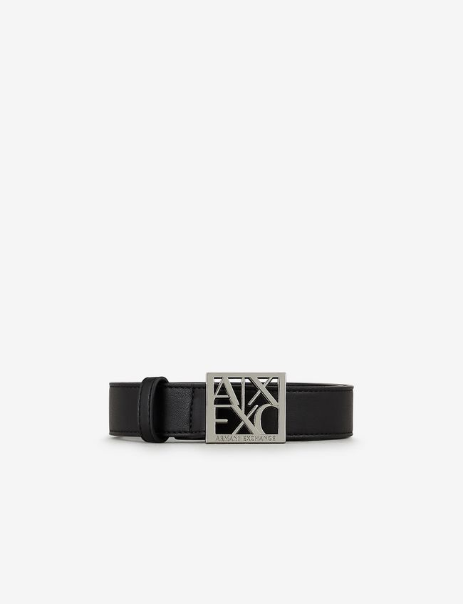 Cintura donna ARMANI EXCHANGE in eco-pelle
