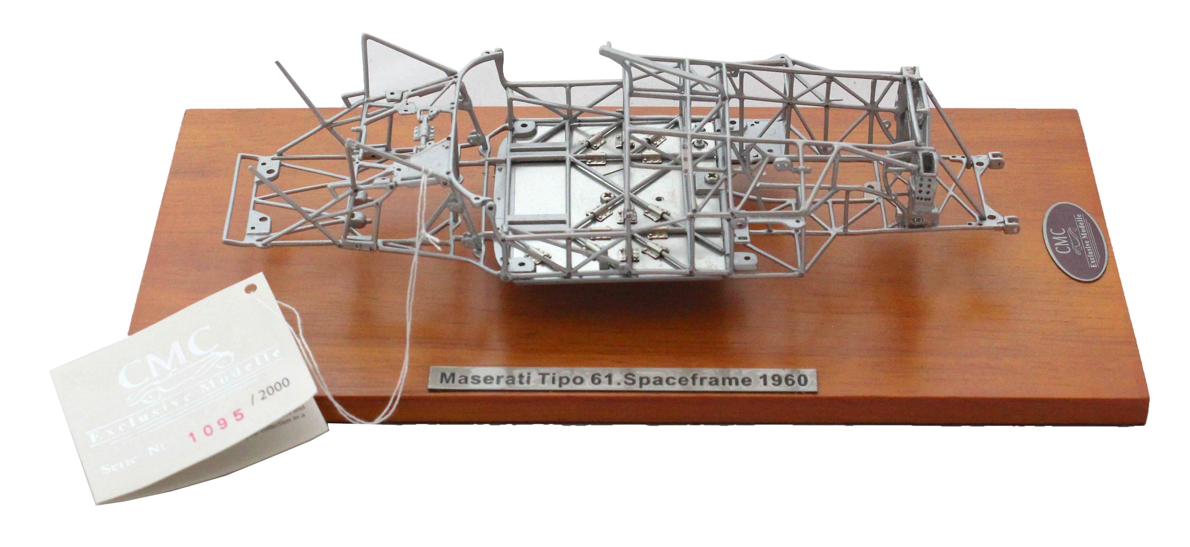 Maserati Tipo 61  Birdcage Space Frame 1960 Lim. Ed.  1/18