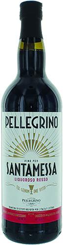 Vino rosso Santa Messa Pellegrino (scatola 6 bottiglie)