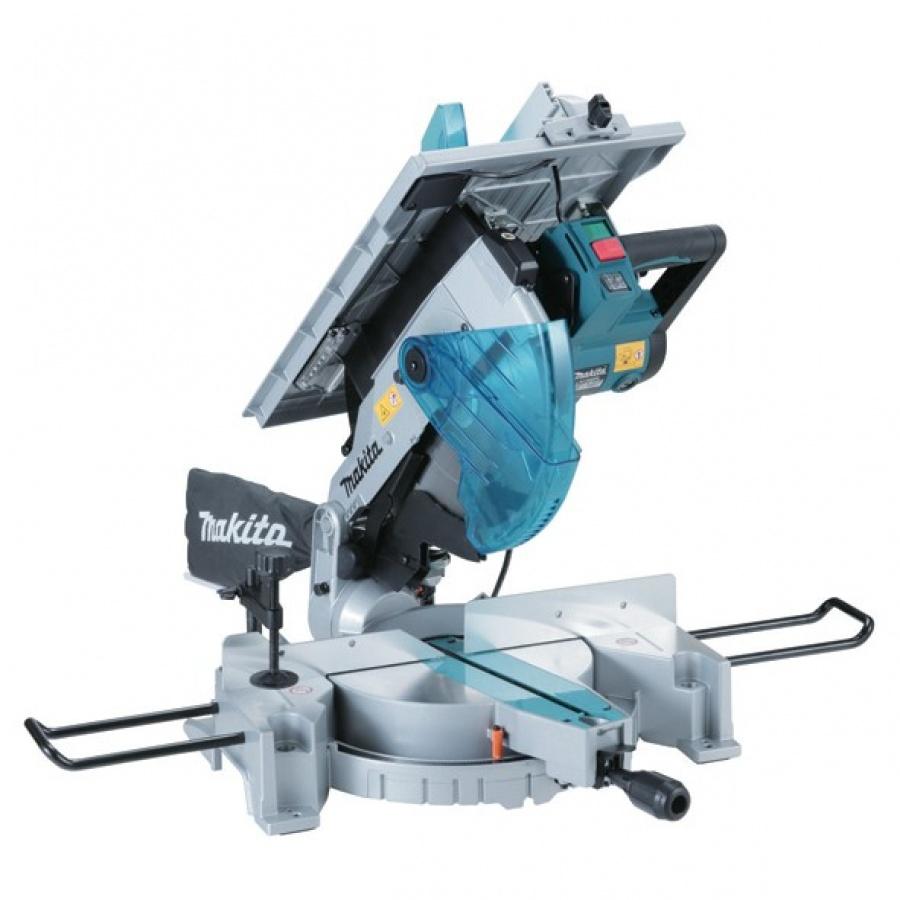 LH1201FL MAKITA SEGA DA BANCO 1650W 305mm CON PIANETTO