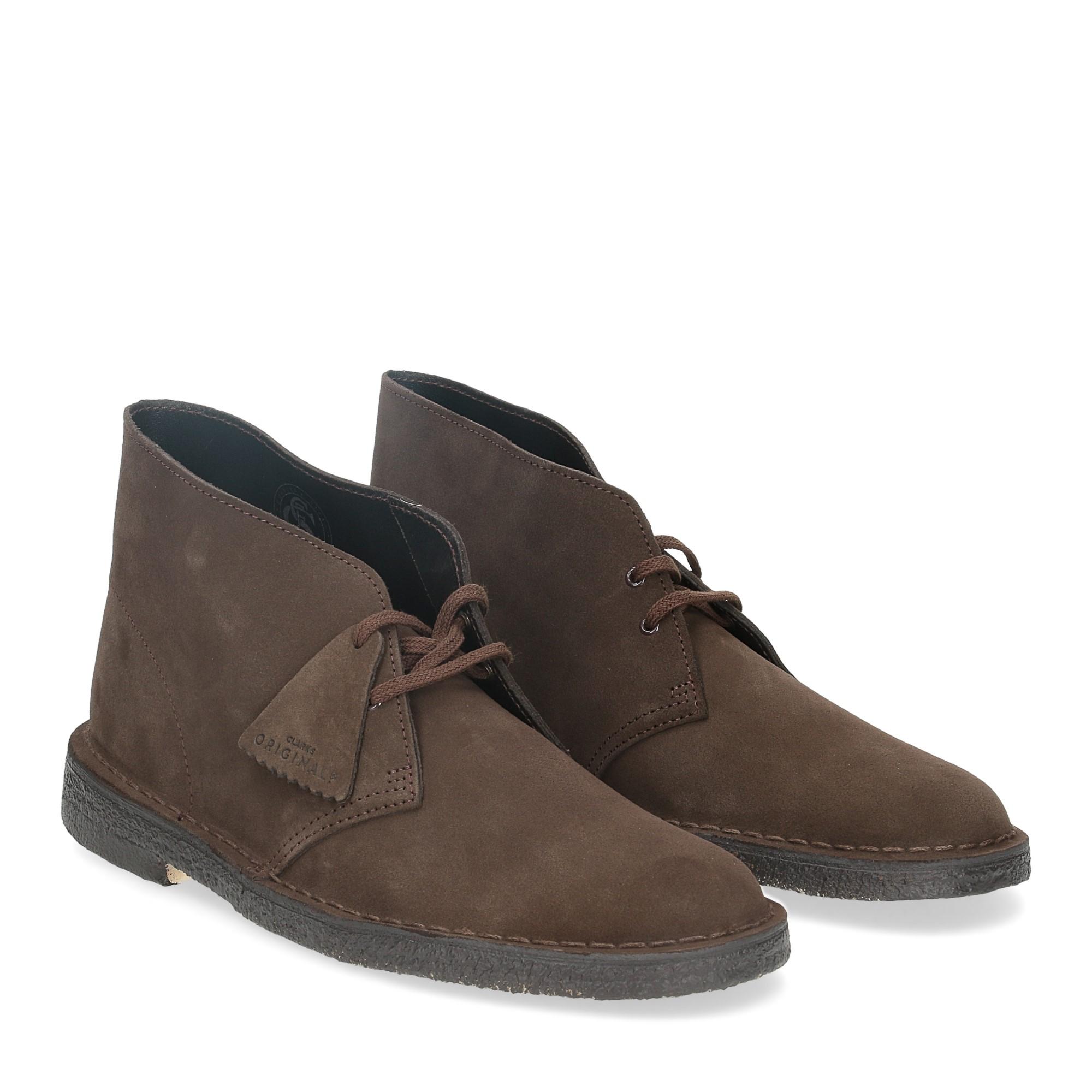 Clarks Original Desert Boot brown suede