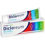 Dicloreum Actigel 1% 100g