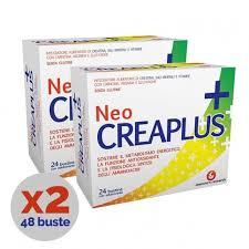 NeoCreaplus 24bustine 2 confezioni