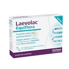 Laevolac Equiflora Fermenti Lattici vivi 12bs orosolubili