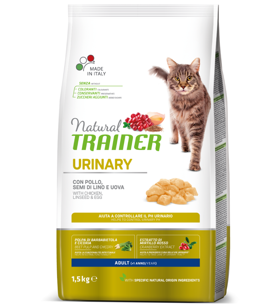 Trainer Natural Cat - Urinary - 1.5 kg