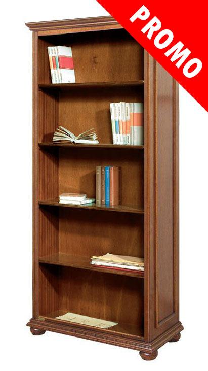 Tall open bookcase - PROMO