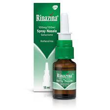 Rinazina Spray nasale