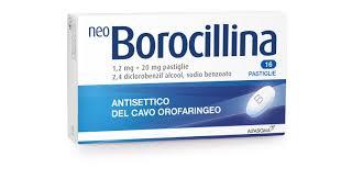 NeoBorocillina 16 pastiglie