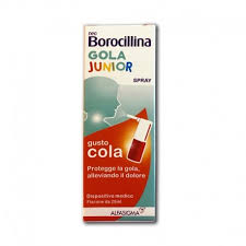 Neo Borocillina Gola Junior Spray