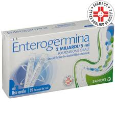 Enterogermina 2 miliardi 20 flaconcini