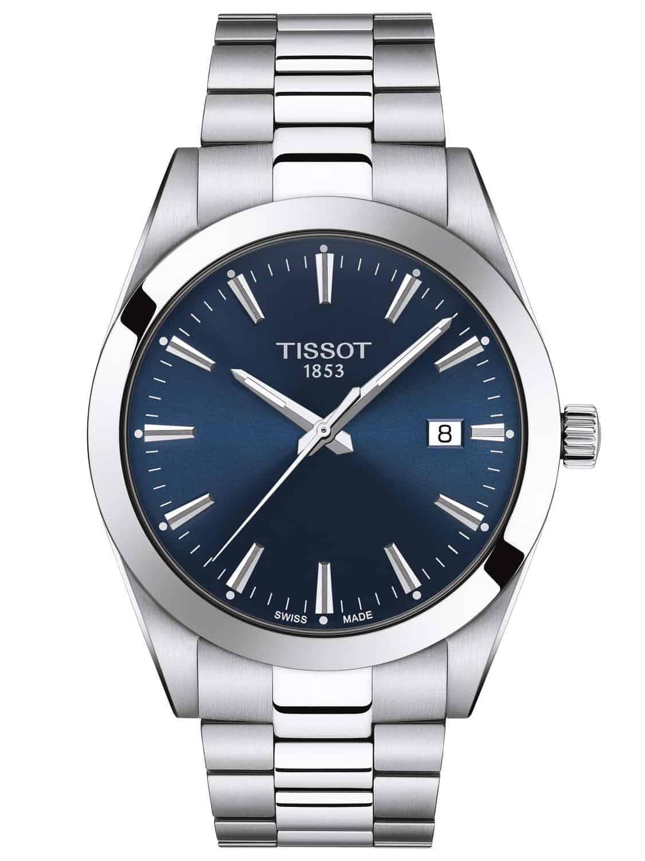 Tissot Gentleman QuarzoT127.410.11.041.00