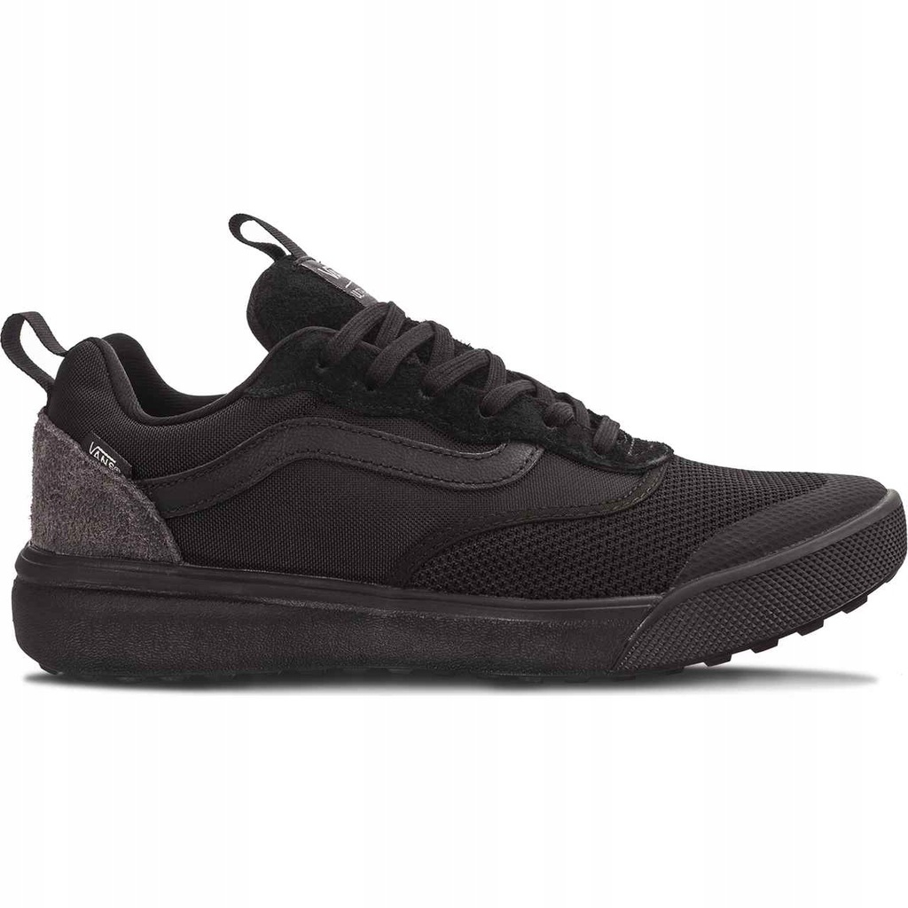Vans UltraRange Total Black Peat