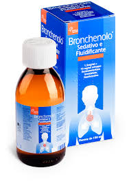 Bronchenolo sciroppo Sedativo e Fluidificante