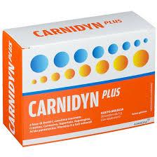 Carnidyn Plus 20 bustine multivitaminico minerali