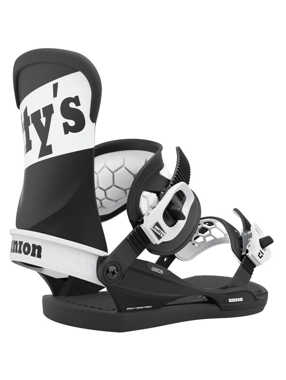 Attacchi Snowboard Union Scotty 21