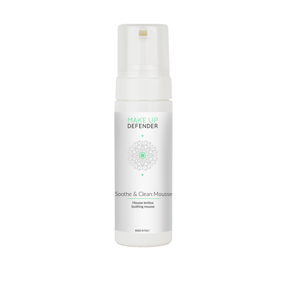 Soothe & Clean Mousse