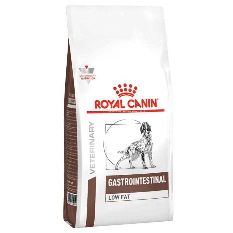 Royal Canin - Veterinary Diet Canine - Gastrointestinal Low Fat - 12kg
