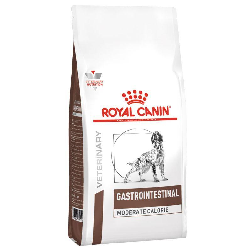 Royal Canin - Veterinary Diet Canine - Gastrointestinal Moderate Calorie - 7,5kg