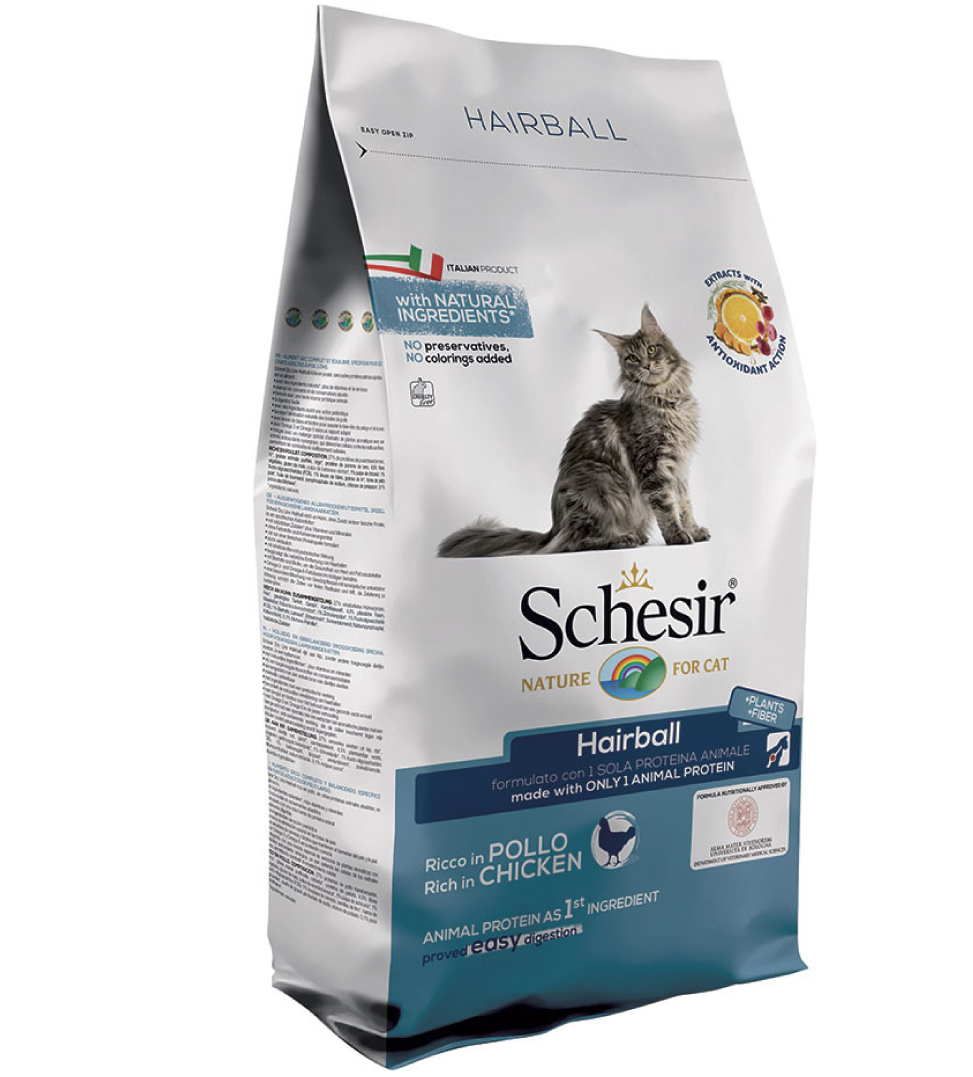 Schesir Cat - Hairball - 1.5 kg