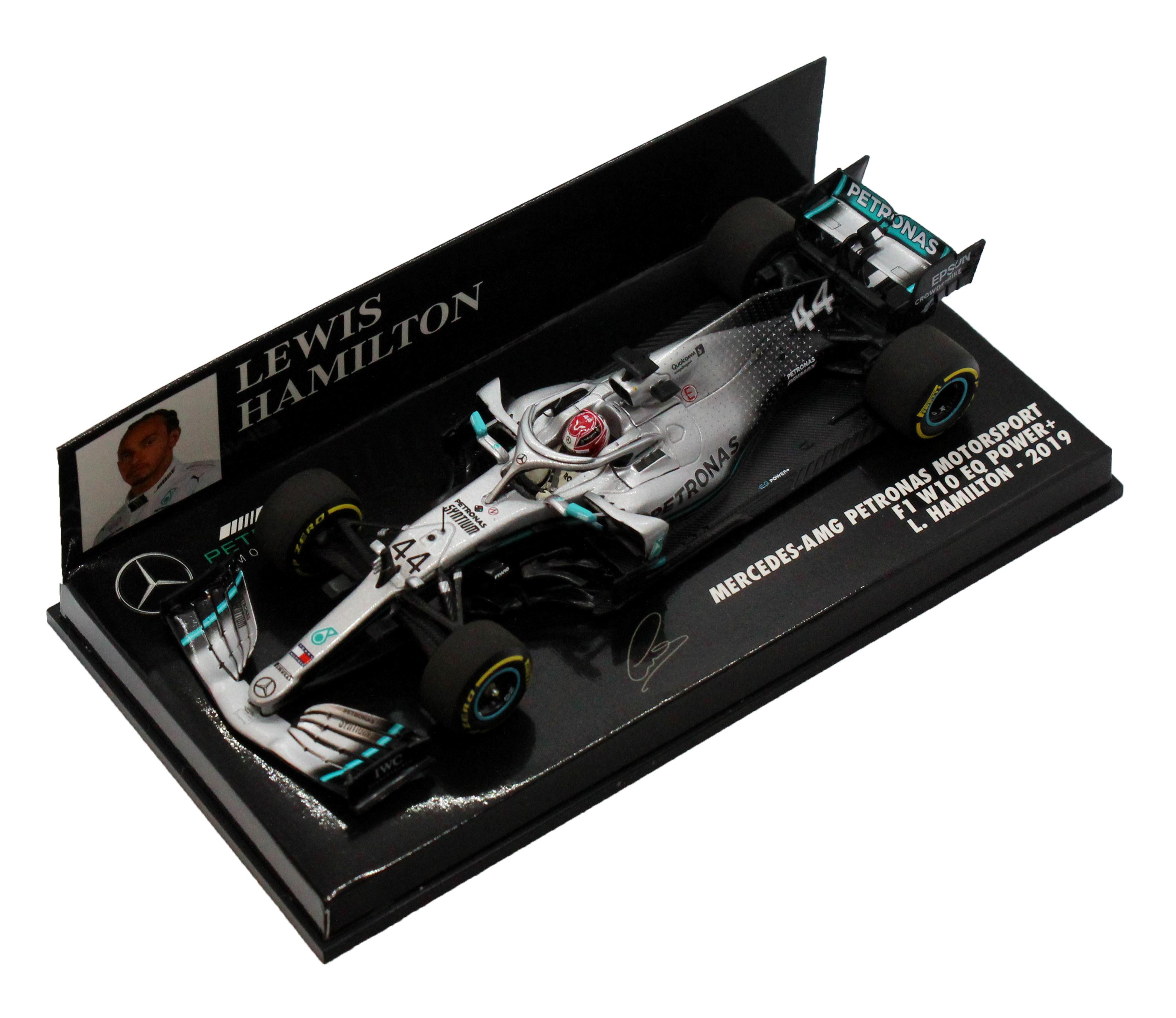 Mercedes - AMG Petronas Motorsport F1 W10 Eq Power+ Louis Hamilton 2019 1/43