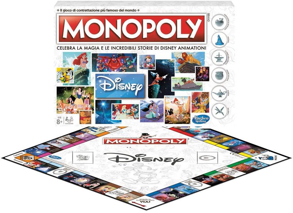 HASBRO - MONOPOLY Disney