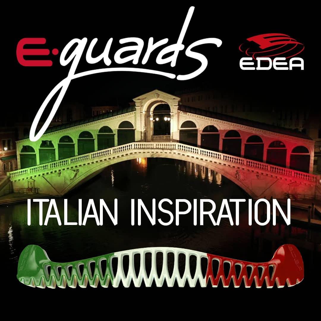 Salvalame E-Guards Edea Flag