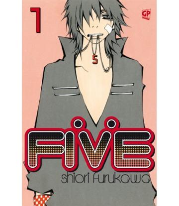 FIVE (sequenza completa 1-7)
