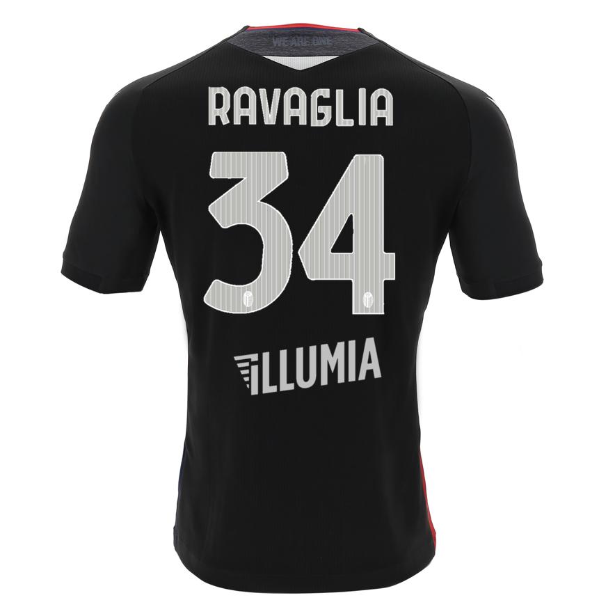 FEDERICO RAVAGLIA 34 (Ragazzo)