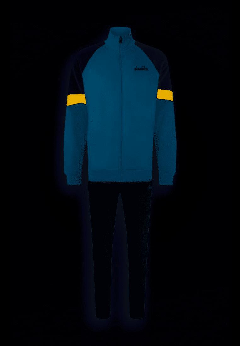 Diadora Cuff Suit Core Tuta Completa da Uomo