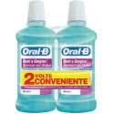Collutorio OralB Denti Gengive bipacco