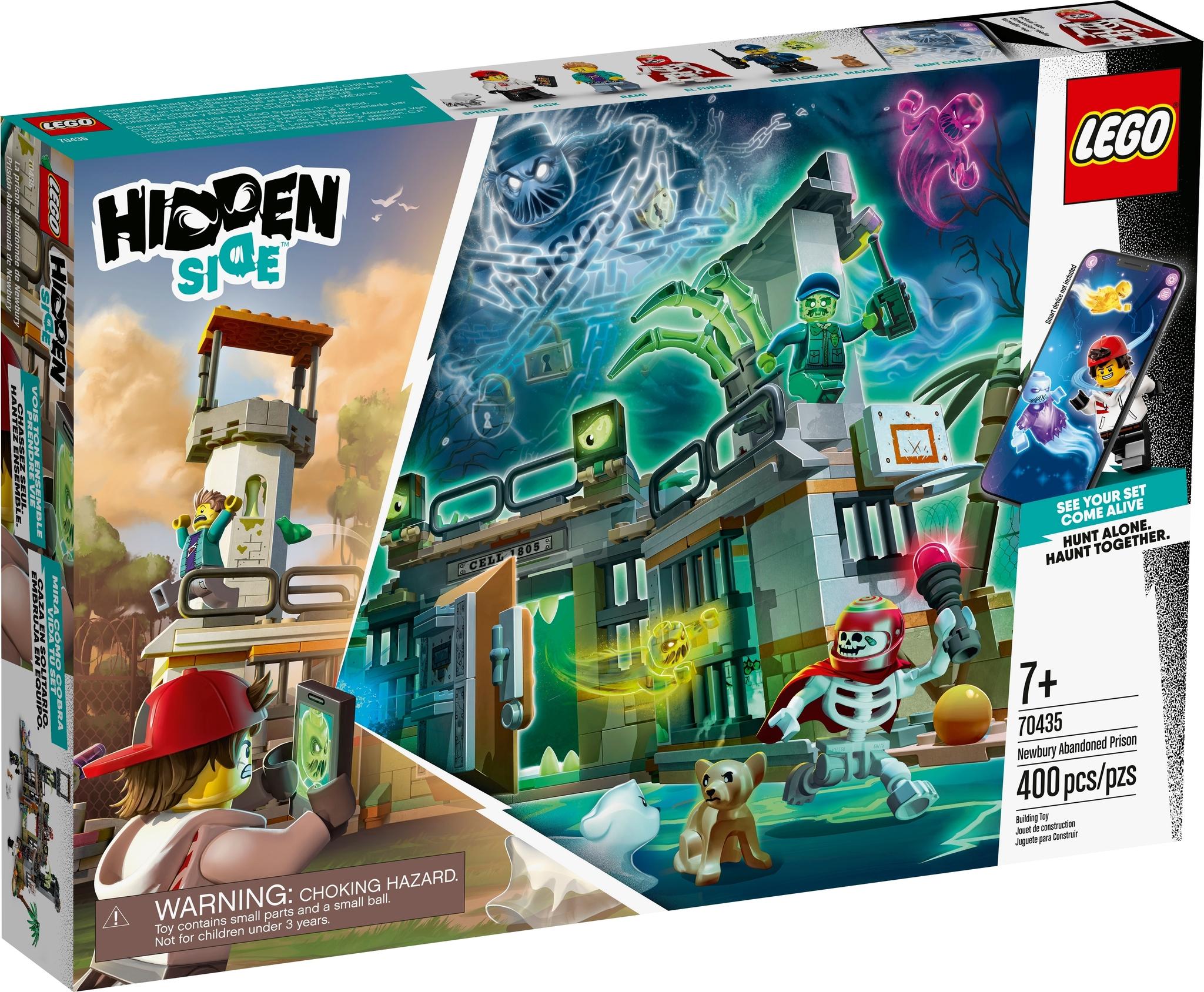 LEGO - Hidden Side