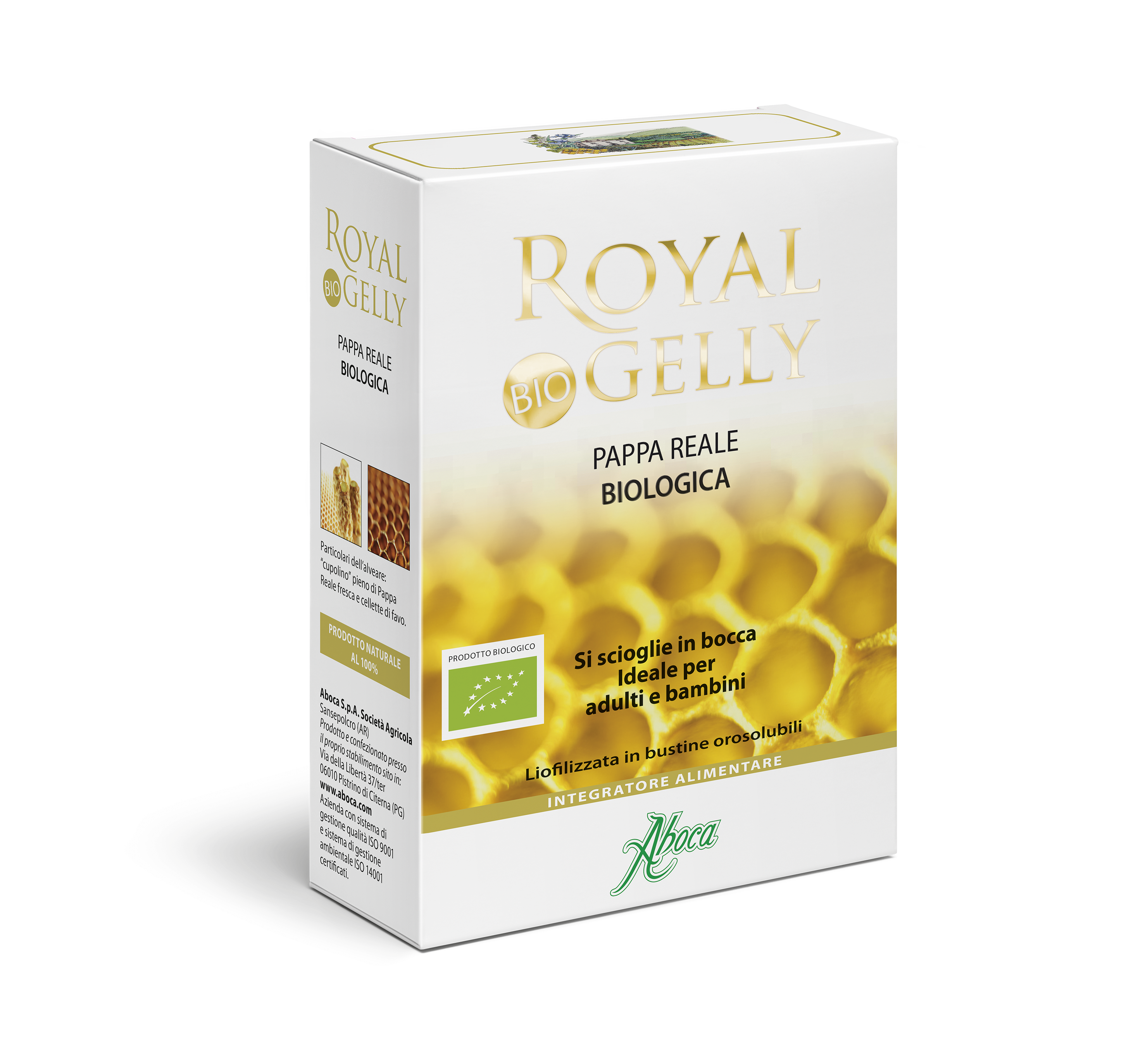 ROYAL GELLY BIO OROSOLUBILE ABOCA