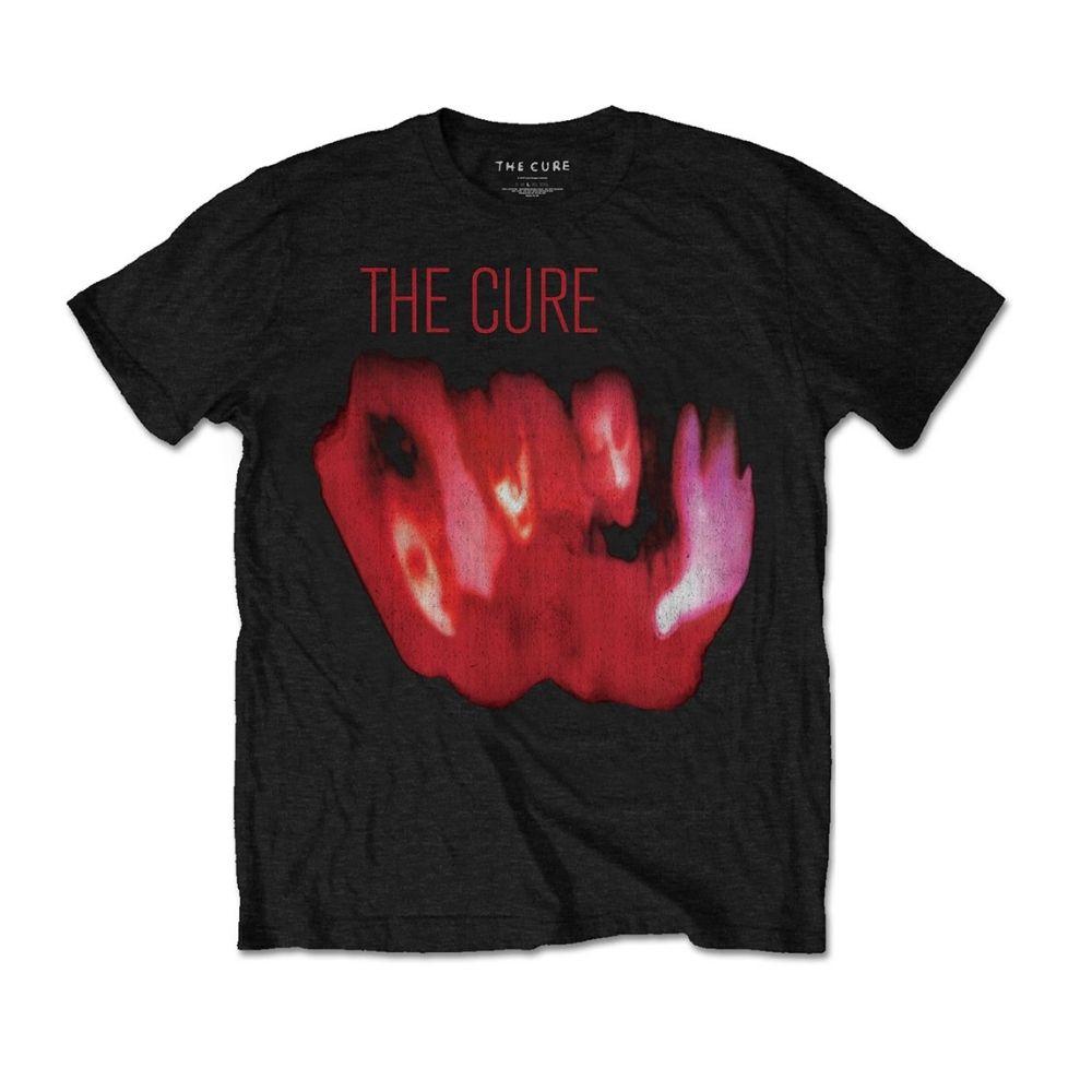 The Cure T-Shirt Pornography manica corta taglia XXL unisex rock