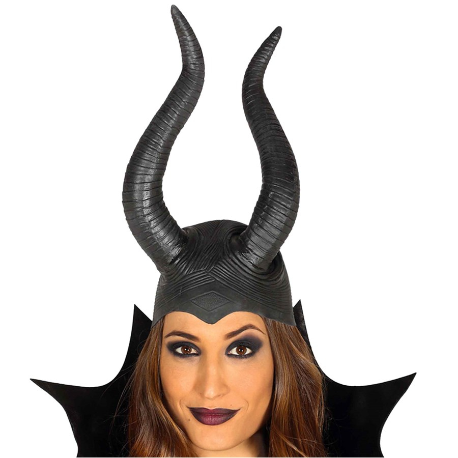 MALEFICENT Corna Lunghe HALLOWEEN