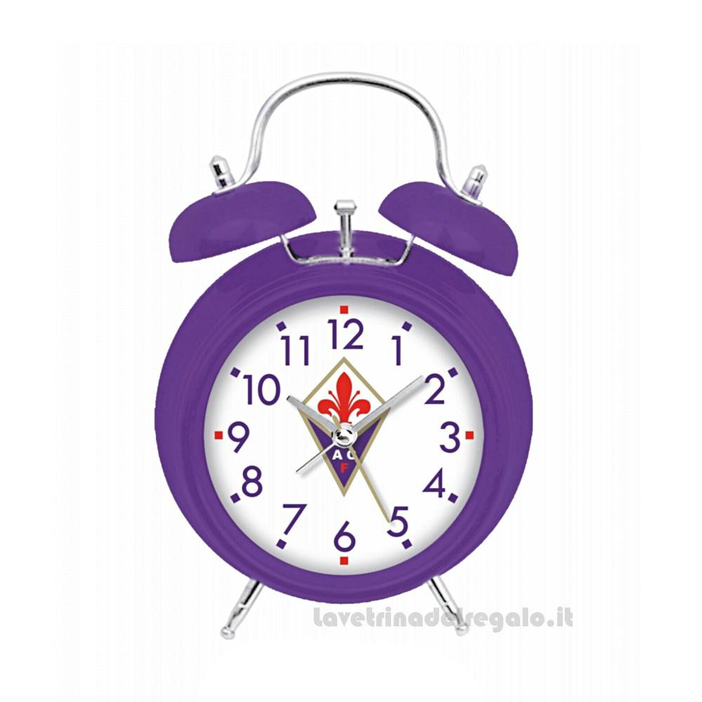 Sveglia Fiorentina a 2 campane al quarzo Lowell 12x6x18 cm - Idea Regalo