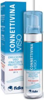 Connettivina Viso Emulsione Viso Idratante e Protettiva