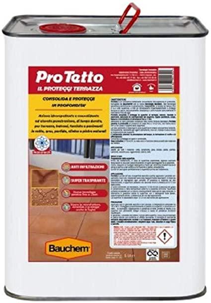 Bauchem Pro Tetto idrorepellente proteggi terrazza 1lt