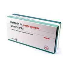 Daktarin crema ginecologica